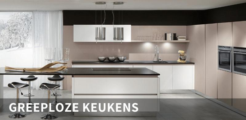 Greeploze keukens KüchenWelt