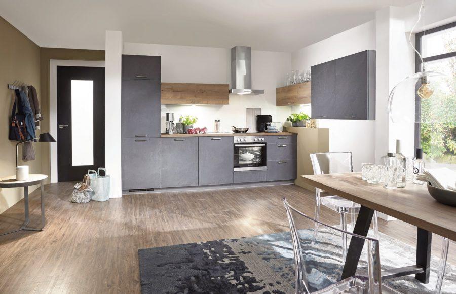 grijze betonlook keuken diepholz