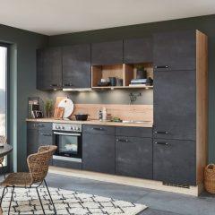 Rechte betonlook keuken emlichheim