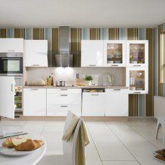 witte hoogglans keuken met hout quackenbruck