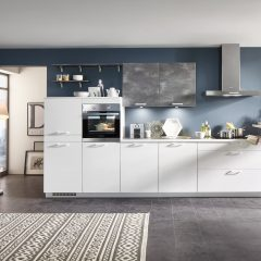 kleine witte keuken met betonlook kasten weyhe