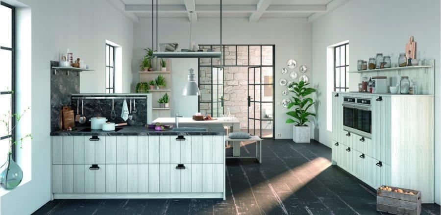 Landelijke keuken Bochum