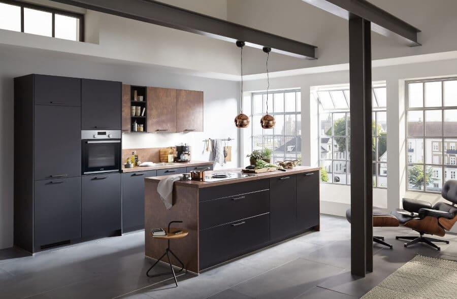 Lichtplan donkere keuken