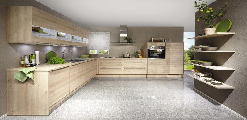 Moderne keuken Frauenstein