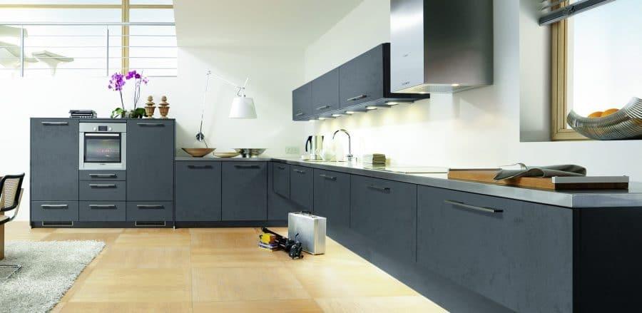 Moderne keuken Friedberg
