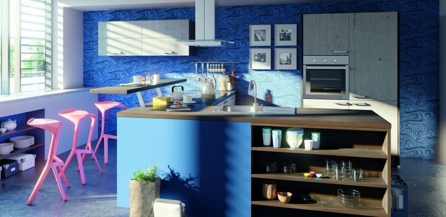 Moderne keuken Heidenhau