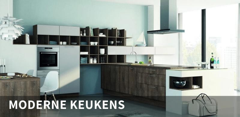 Moderne keukens KuchenWelt