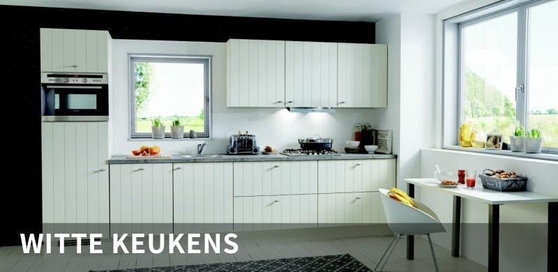 Witte keuken kuchenwelt