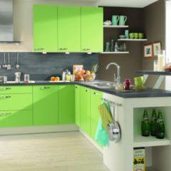 moderne keuken grebenau