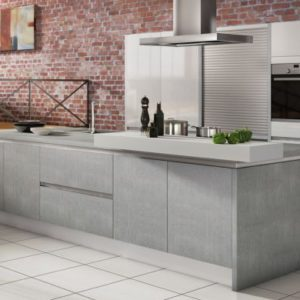 Betonlook keukens: stoer en sterk