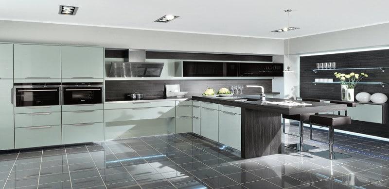 moderne keuken hornbach