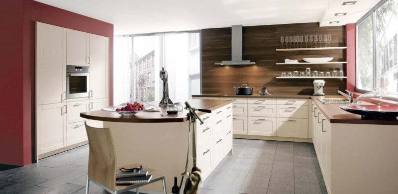 moderne keuken owen